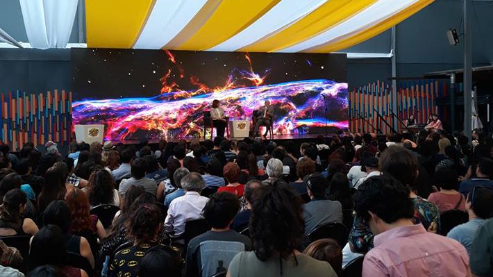 Segunda edición del Festival de Autores Santiago contará con 150 escritores nacionales e internacionales