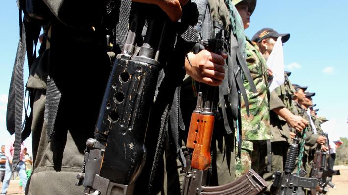 Operación militar del Ejército colombiano deja nueve disidentes de las FARC muertos