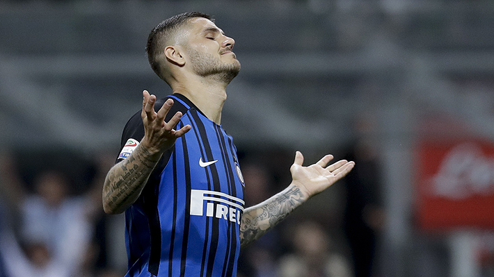 """Icardi le declara la guerra al Inter y lo demanda exigiendo un monto millonario por """"daños y perjuicios"""""""