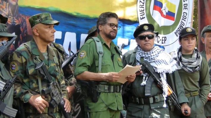 """Fiscalía de Colombia solicita la captura de """"Iván Márquez"""" y otros doce disidentes de las FARC"""