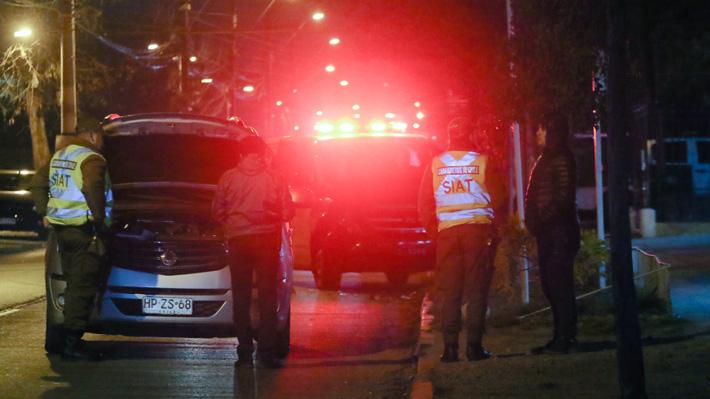 Colisión entre bus y automóvil deja tres víctimas fatales en Peralillo