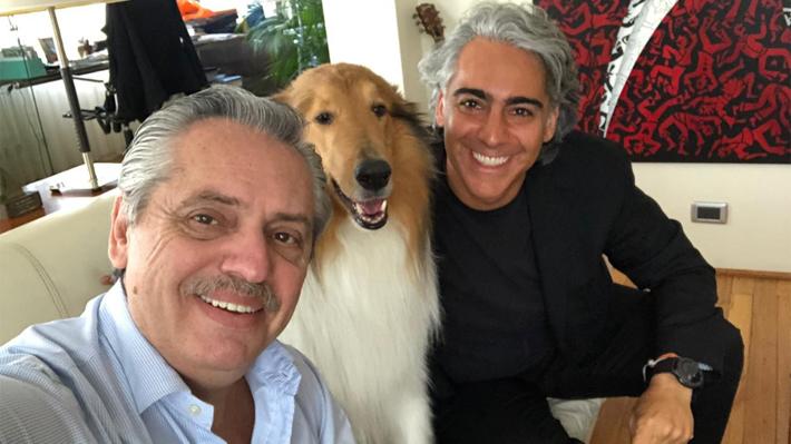 ME-O estrecha vínculos con Alberto Fernández: Acompañará al candidato kirchnerista en su gira por Europa