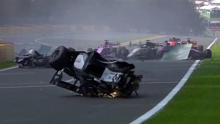 Fallece Anthoine Hubert, piloto francés de Fórmula 2 tras accidente en Bélgica
