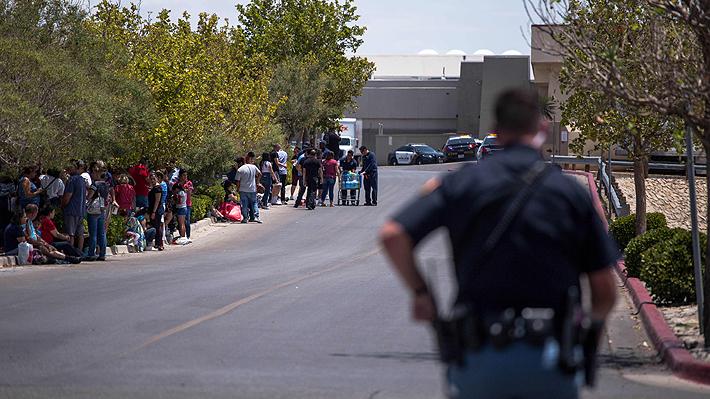 Nuevo tiroteo masivo en Texas deja al menos un muerto y una decena de heridos