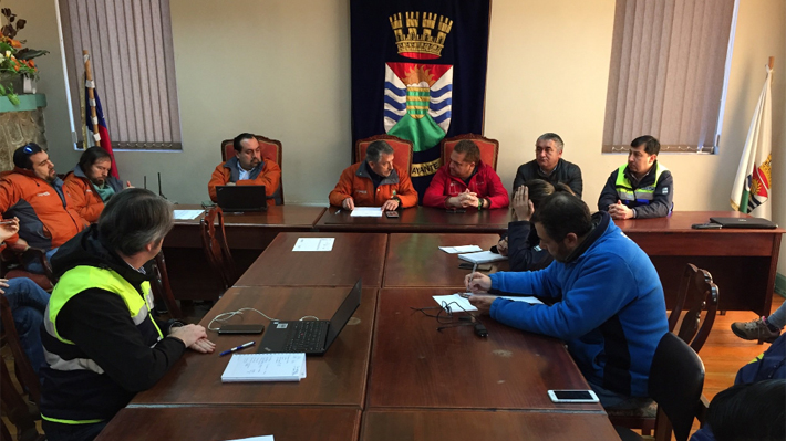 """Intendente dice que no hay certeza sobre reposición del agua en Chiguayante y critica a Essbio: """"Es evidente que no cumplió"""""""