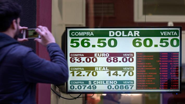 Gobierno de Argentina impone que la compra de dólares requerirá autorización del Banco Central