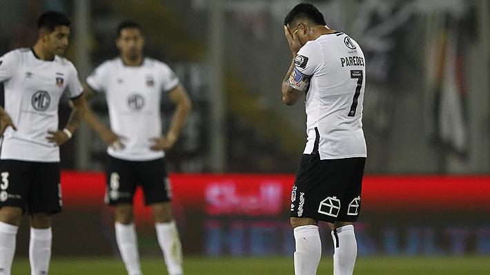 Colo Colo pierde con Cobresal, queda a trece puntos de la UC y Esteban Paredes tendrá que esperar por su récord