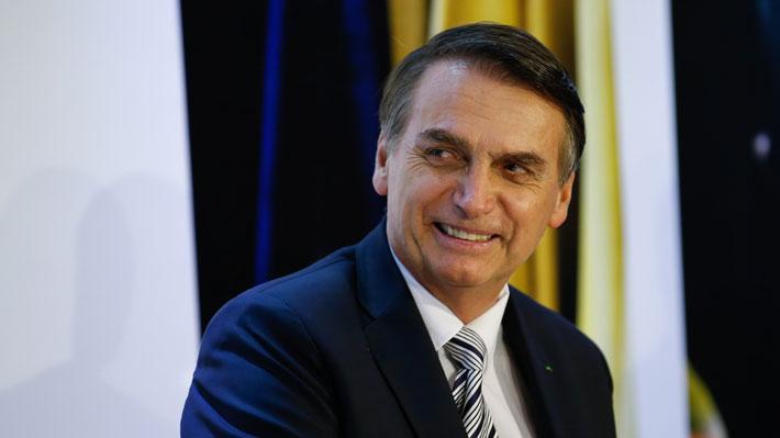 """Bolsonaro asegura que irá a la ONU para hablar sobre la Amazonía """"incluso si es en silla de ruedas"""""""