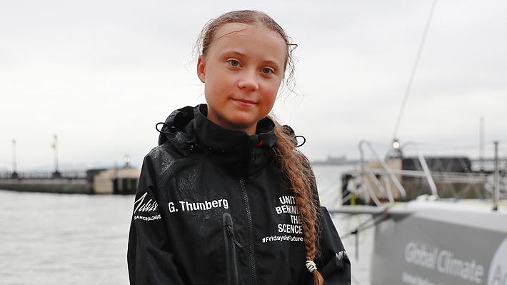 """Greta Thunberg se defiende de los que critican su comportamiento y apariencia: """"Ser diferente es un superpoder"""""""