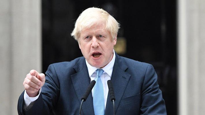 """Boris Johnson asegura que """"bajo ninguna circunstancia"""" pedirá retrasar el Brexit"""