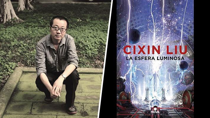 """Llega a Chile """"La esfera luminosa"""", la sorprendente novela del autor de ciencia ficción más famoso de China"""