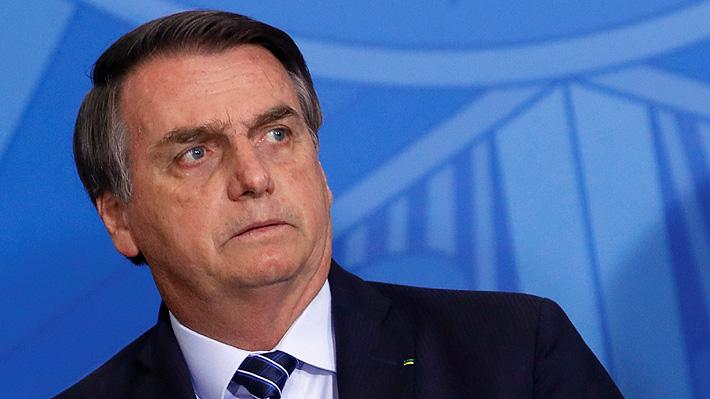 Bolsonaro cancela viaje a cumbre sobre Amazonía por recomendación médica