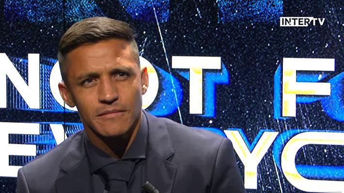 Alexis da entrevista en italiano, habla de su amistad con Lukaku y no se muestra arrepentido de haber ido al United
