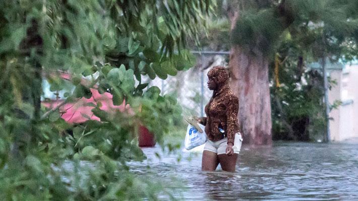 Galería: Los daños e inundaciones que dejó el huracán Dorian en Bahamas y cómo se prepara EE.UU.