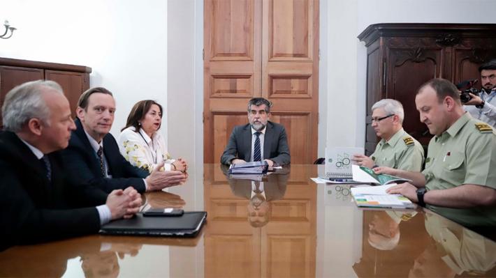 Gobierno anuncia que en 2020 se realizará una redistribución de carabineros para evitar diferencias entre comunas