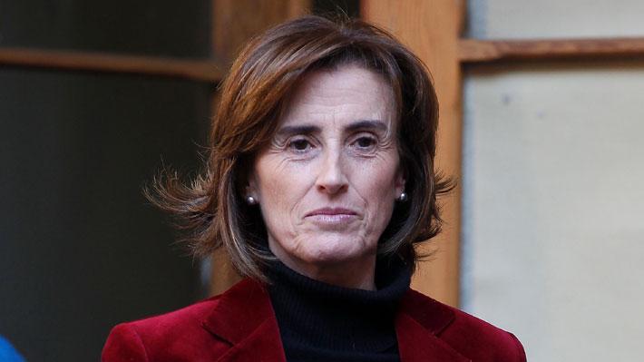 """Marcela Cubillos: """"Se ha intentado poner diferencias políticas dentro de infracciones constitucionales que no lo son"""""""