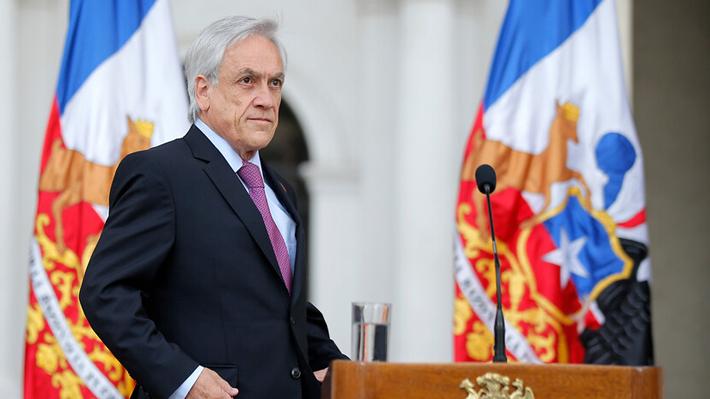 """Presidente Piñera entrega apoyo a Cubillos: """"No se puede acusar a una ministra por cumplir un programa de Gobierno"""""""