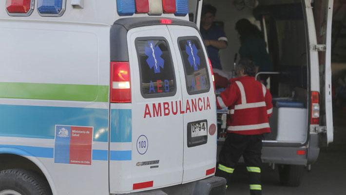 Alumna de 10 años murió mientras estaba al interior de su colegio en Concepción