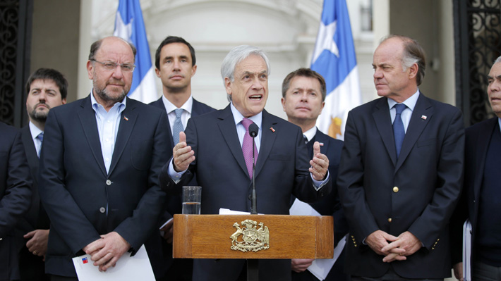 Piñera detalla plan para enfrentar megasequía y anuncia inversiones por más de 5 mil millones de dólares