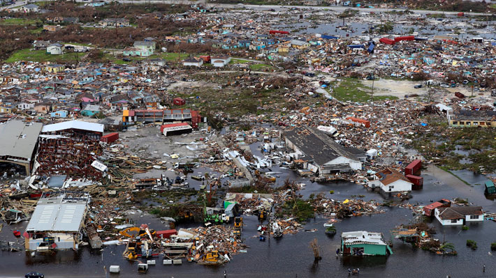 Naciones Unidas alerta que cerca de 60.000 personas necesitarían ayuda alimentaria en Bahamas