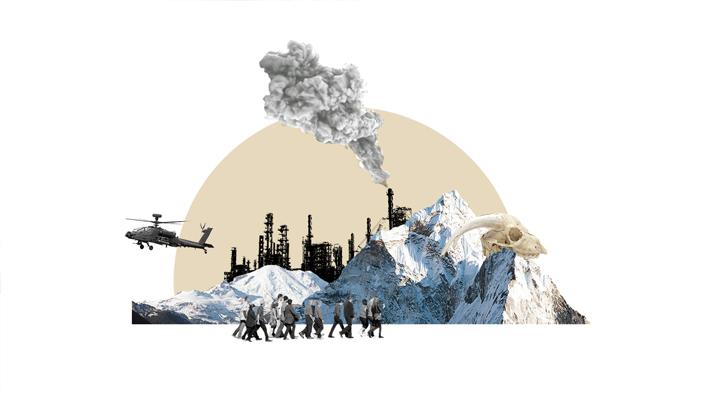 Soberanía, democracia y escasez de recursos: Las 5 amenazas de la crisis climática al orden sociopolítico actual
