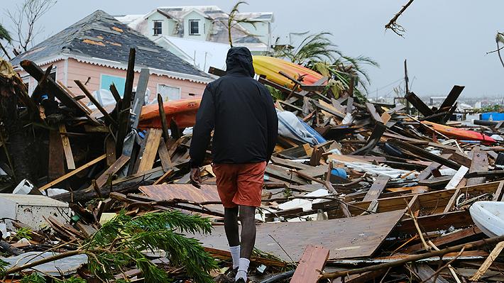 Huracán Dorian se degrada pero persiste amenaza en avance hacia Carolina del Norte