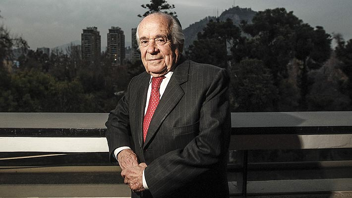 "Ex senador Andrés Zaldívar (DC) afirma que el proyecto de ""las 40 horas es inconstitucional"""