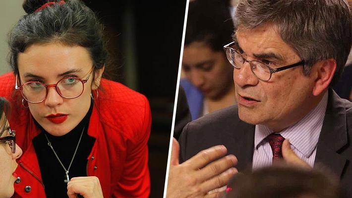 """""""40 horas"""": Vallejo responde a análisis del Banco Central y dice que """"economistas"""" no ven los beneficios familiares"""
