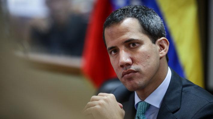Fiscalía de Venezuela abre nueva investigación a Guaidó por supuestos delitos contra la soberanía del país