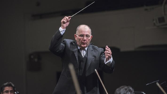Rodolfo Saglimbeni fue nombrado nuevo director titular de la Orquesta Sinfónica Nacional de Chile