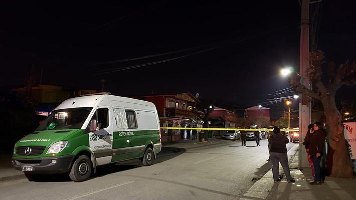 PDI  captura a sospechoso de balacera que dejó cinco fallecidos en Puente Alto