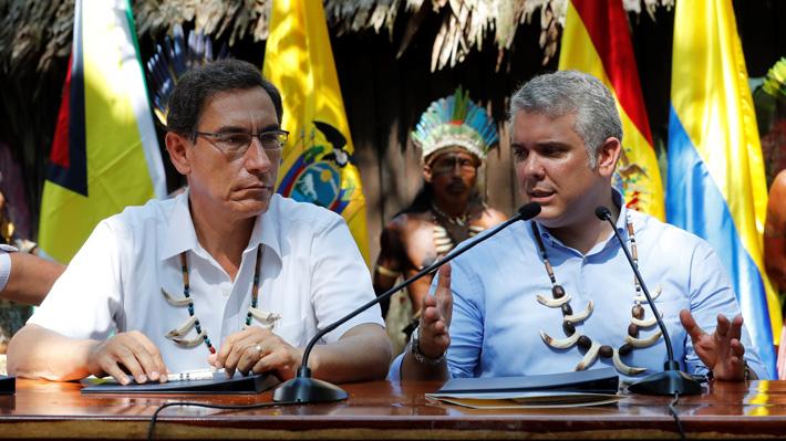 Los ocho puntos clave del pacto firmado por países amazónicos para proteger la selva