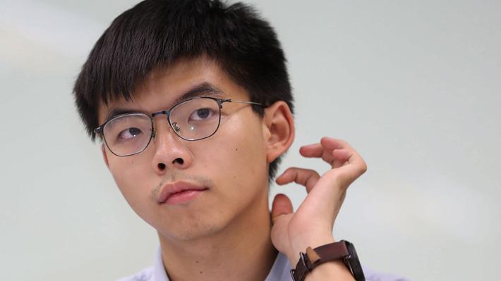 """Líder de movilizaciones en Hong Kong saluda al Partido Liberal chileno: """"Esperamos trabajar estrechamente con ustedes"""""""