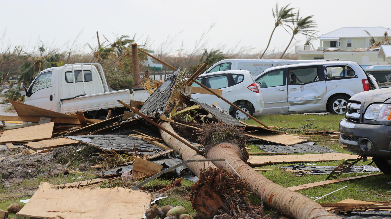 Comunidades de Bahamas siguen aisladas a 5 días del paso del huracán Dorian