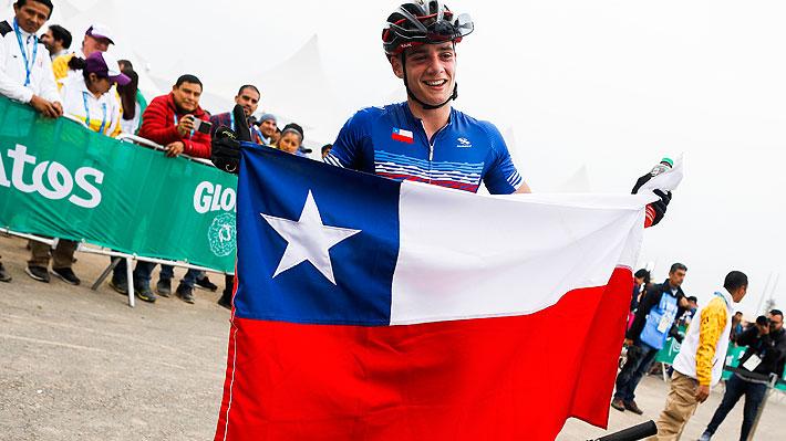Brillante: El ciclista Martín Vidaurre se luce en el Mundial Sub 23 y se convierte en el octavo chileno en clasificar a Tokio 2020