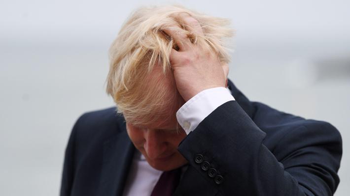 Oposición británica definirá este fin de semana si lleva o no a Johnson ante la Justicia en caso de que no retrase el brexit