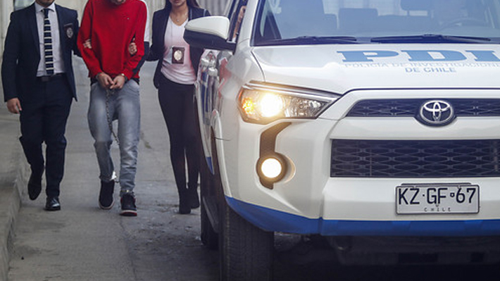 Tribunal ordena prisión preventiva para presunto autor de balacera que dejó a cinco personas fallecidas en Puente Alto