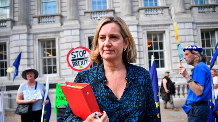 Crisis en el gobierno de Reino Unido: Renuncia la ministra de Trabajo por la expulsión de 21 conservadores