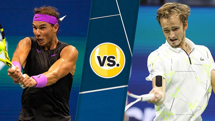 Repasa los detalles del partidazo que Nadal ganó a Medvedev en la final del US Open