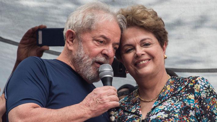 Ex presidentes brasileños Dilma Rousseff y Lula da Silva se unen a grupo progresista impulsado por ME-O