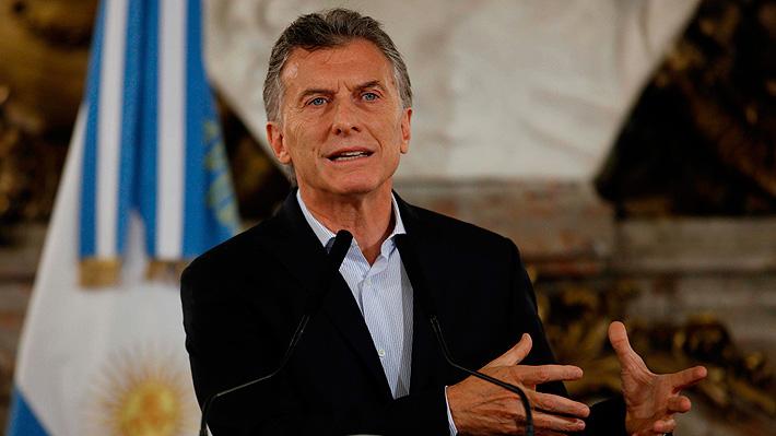"""Macri promete """"seguir tomando las decisiones que hagan falta"""" para estabilizar la economía y llama al diálogo entre candidatos"""