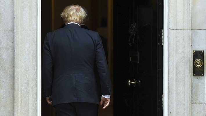 Gobierno británico somete de nuevo a votación este lunes su plan para convocar elecciones