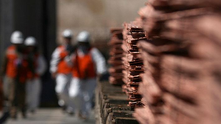 """Sonami: Regiones mineras registran una """"significativa recuperación"""" del empleo"""