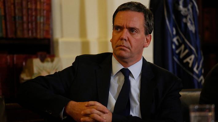 """Harboe: """"El poder presidencial ha sido extremadamente alto y los ministros no se atreven a tomar decisiones"""""""