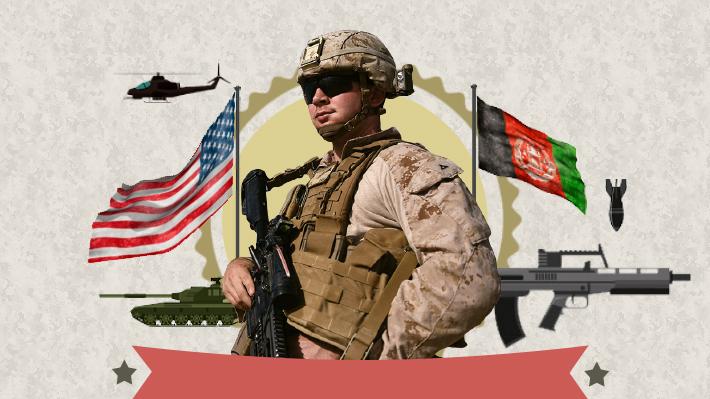 Conversaciones de paz entre Washington y talibanes sin acuerdo: Los 18 años de EE.UU. en Afganistán en cifras
