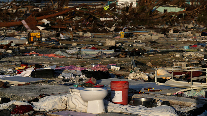 Bahamas enfrenta una crisis de desplazados tras la devastación del huracán Dorian