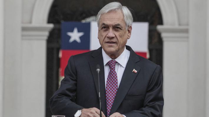 Presidente Piñera no realizará acto de conmemoración de un nuevo aniversario del 11 de septiembre