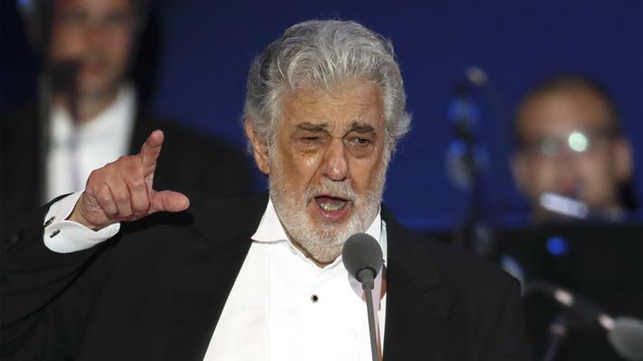 Sindicato de la ópera de Estados Unidos investigará las acusaciones de acoso sexual contra Plácido Domingo