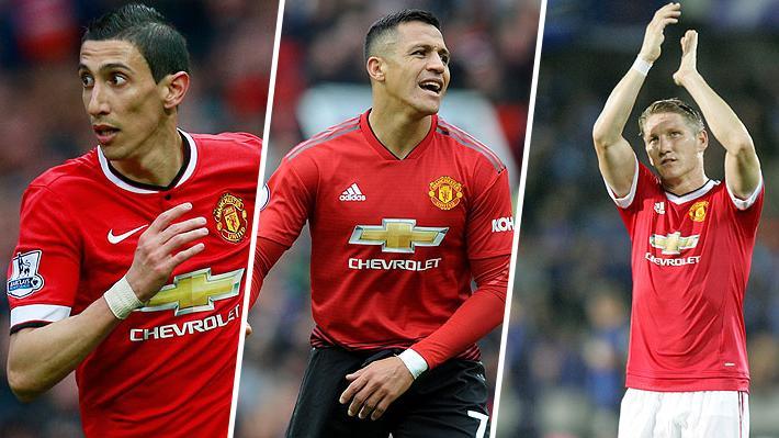 En Inglaterra destrozan a Alexis: Ranking lo sitúa como el segundo peor fichaje del United en los últimos 10 años