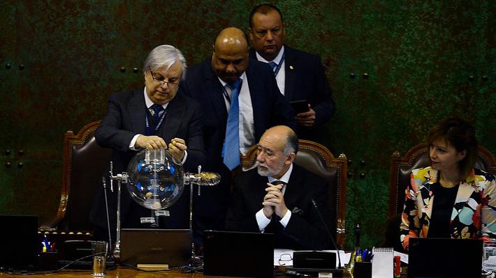 Dos UDI, dos RN y una RD: Acusación contra Cubillos será revisada por comisión con mayoría oficialista